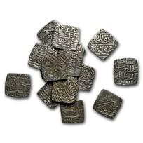 Malwa Sultanate Silver Tanka (1392-1562 AD) VF
