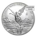 Mexico 1/10 oz Silver Libertad BU (Random Year)