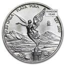 Mexico 1/20 oz Silver Libertad BU (Random Year)
