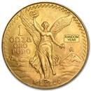 Mexico 1 oz Gold Onza &/or Libertad BU (Random Year)