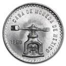 Mexico 1 oz Silver Onza Balance Scale (Random) Avg Circ