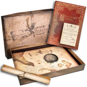 Mexico Treasures of the Caribbean 8 Reales Presentation Box