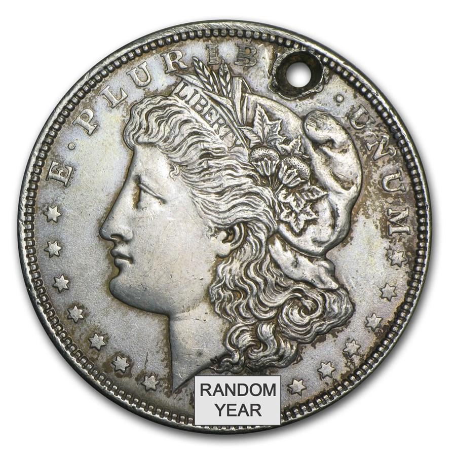 Morgan &/or Peace Silver Dollar Worse than Cull (Random Year)