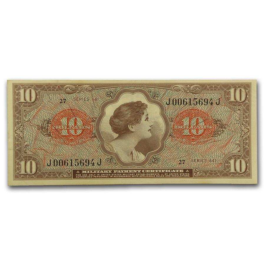 MPC Series 641 $10 AU