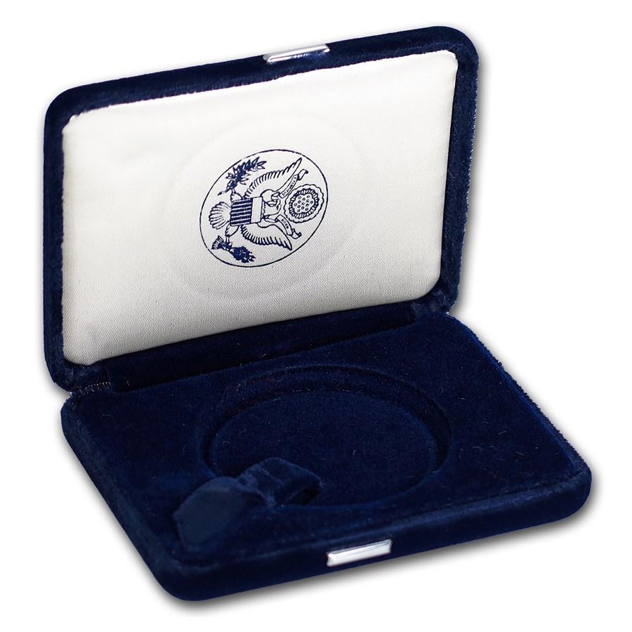 OGP - 2001 Silver American Eagle Proof (Empty Box & COA)