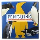 OGP Box - 2017 Falkland Islands Silver 50p Penguin Series Album