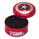"OGP Box - 2019 Fiji Silver Domed ""Capt America"" Shield (Empty)"