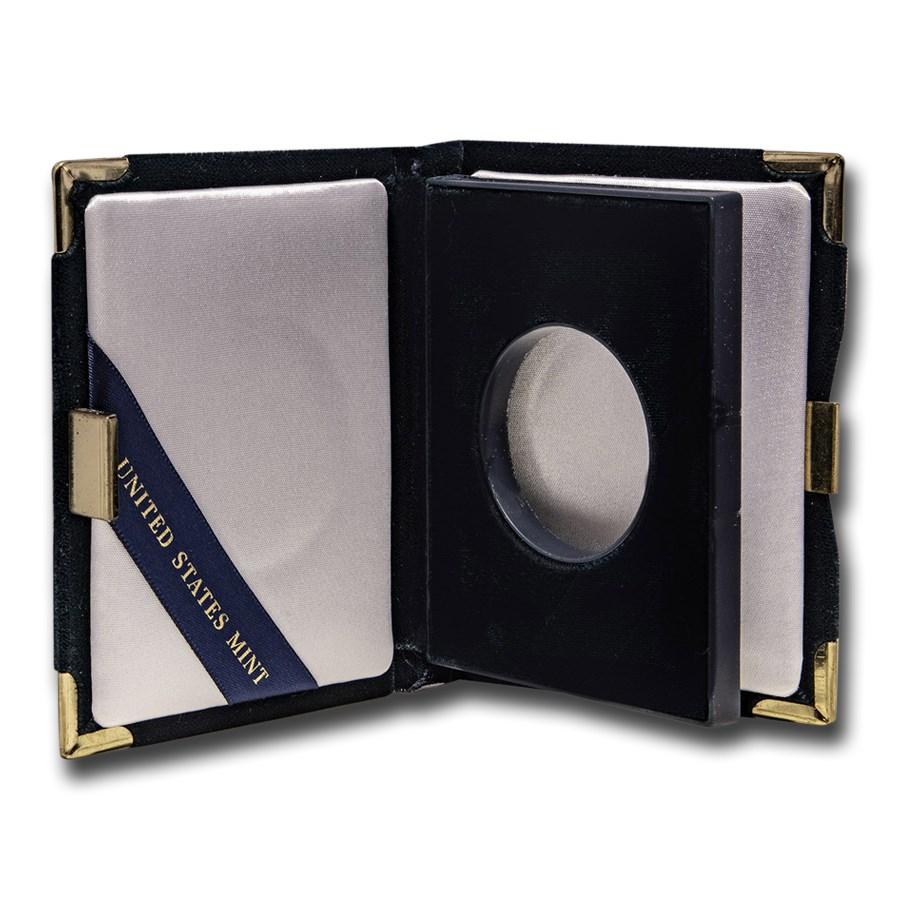 OGP Box (Blue) - Proof 1 oz Gold Buffalo (2006 & 2007, Empty)