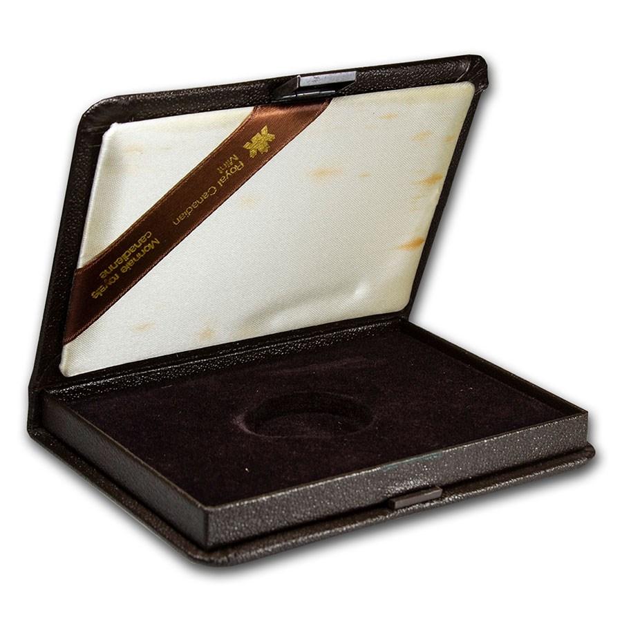 OGP Box & COA-1982 Canada 1/2 oz Gold $100 Constitution (Empty)