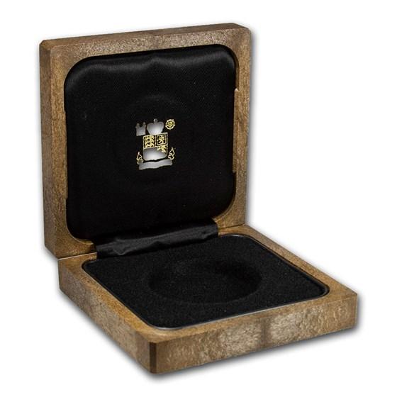 OGP Box & COA - 1985 Great Britain Gold £5 BU (Empty)