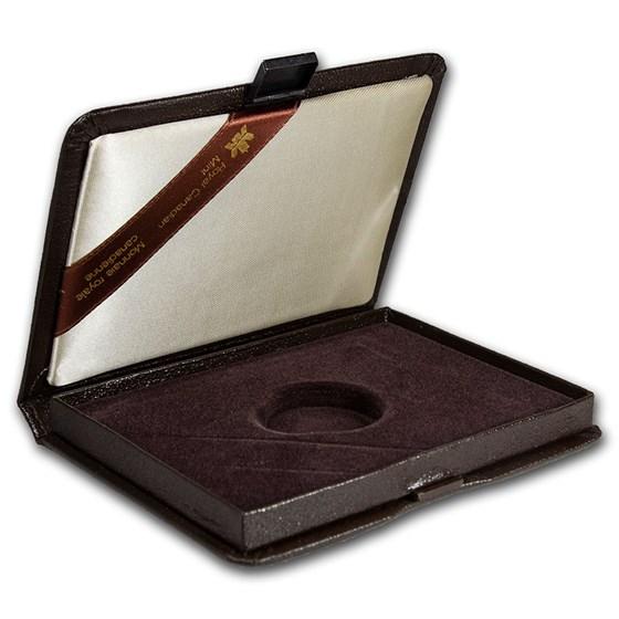 OGP Box & COA-1986 Canada 1/2 oz Gold $100 Year of Peace (Empty)