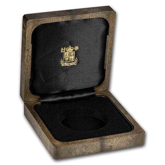 OGP Box & COA - 1987 Great Britain Gold £5 BU (Empty)