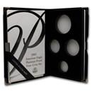 OGP Box & COA - 2003 Proof 4-Coin Platinum Eagle Set (Empty)