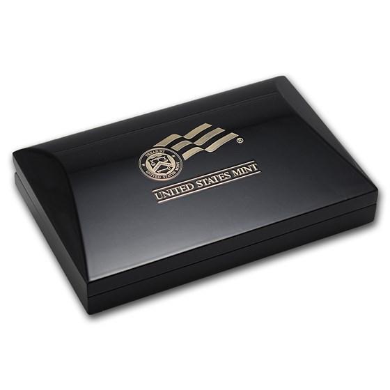 OGP Box & COA - 2006 U.S. Mint 3-Coin 20th Anniv Gold Eagle Set