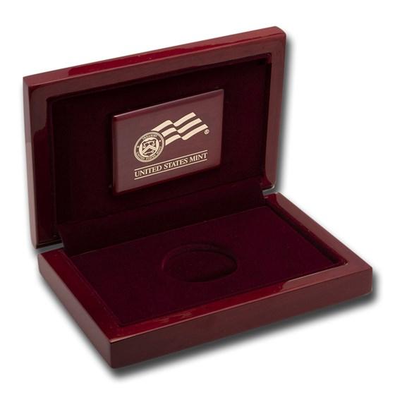 OGP Box &COA -2007 First Spouse Martha Washington PF Gold (Empty)