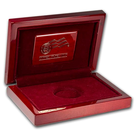 OGP Box & COA -2009 First Spouse Margaret Taylor PF Gold (Empty)