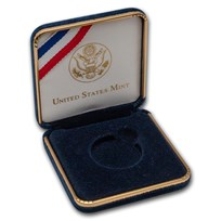 OGP Box & COA - 2011-P Medal of Honor $5 Gold Commem BU (Empty)