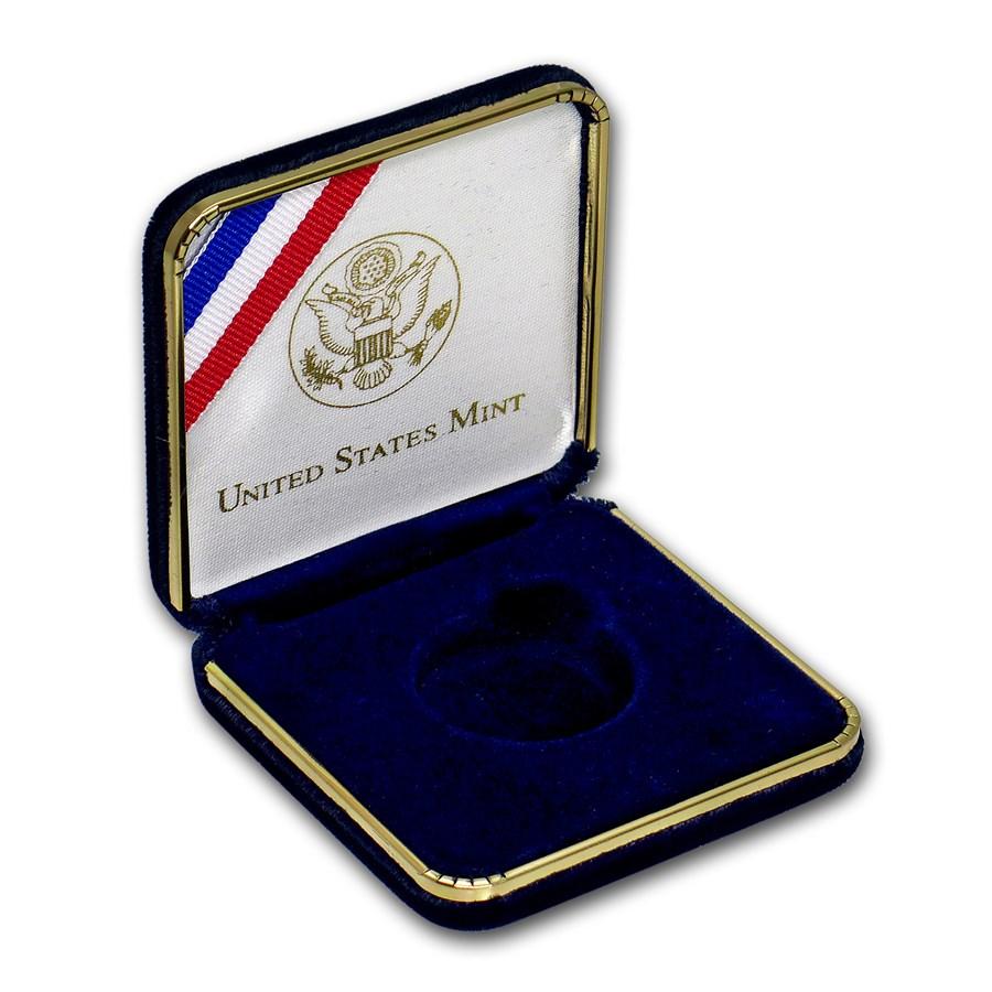 OGP Box & COA - 2011-W Medal of Honor $5 Gold Commem Proof