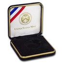 OGP Box & COA - 2011-W United States Army $5 Gold BU Coin