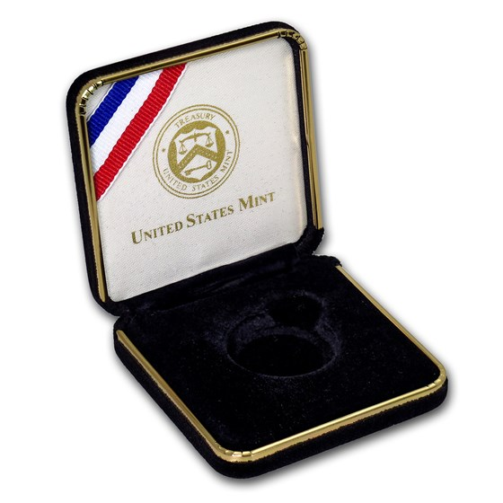 OGP Box & COA - 2011-W United States Army $5 Gold Proof Coin