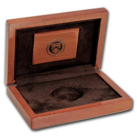 OGP Box & COA-2012 First Spouse Frances Cleveland PF Gold (Empty)