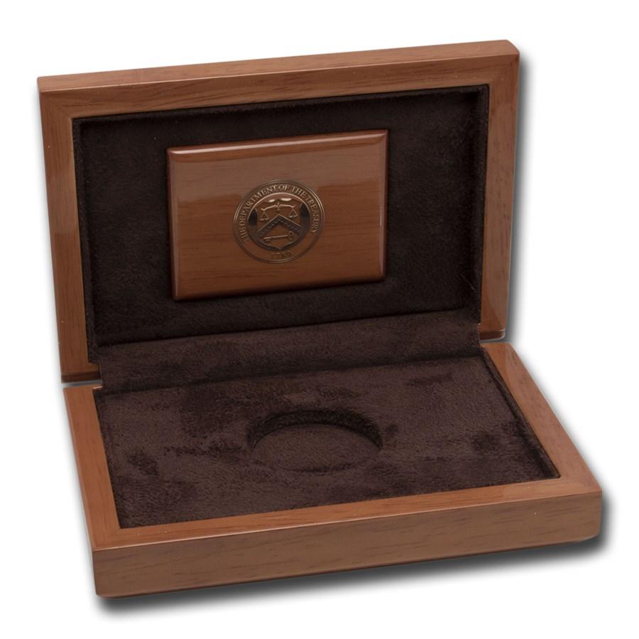 OGP Box & COA -2013 First Spouse Edith Roosevelt PF Gold (Empty)