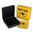 OGP Box & COA - 2013 RAM Road Signs Kangaroo Silver 1 oz Coin