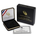 OGP Box & COA - 2013 U.S. Mint 5 Star General Gold Proof Coin
