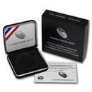 OGP Box & COA - 2015 U.S. Mint U.S. Marshals Silver Unc. Coin