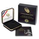 OGP Box & COA - 2015-W 1 oz Gold American Liberty High Relief