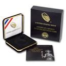 OGP Box & COA - 2015-W 1 oz Gold American Liberty High Relief