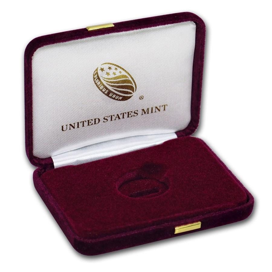 OGP Box & COA - 2018 1/10 oz Proof Gold American Eagle