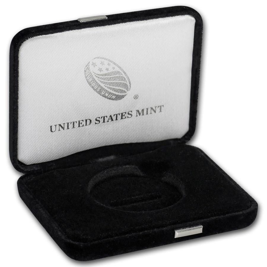OGP Box & COA - 2018 1 oz Platinum Eagle Proof (Empty)