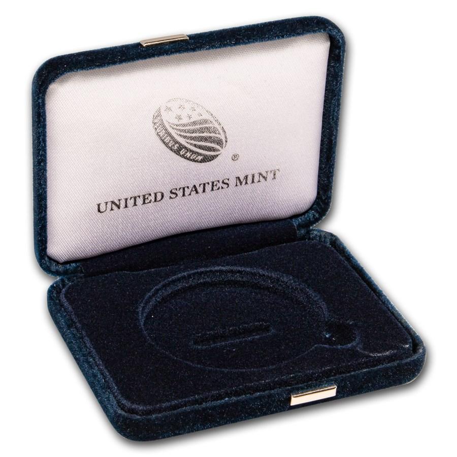 OGP Box & COA - 2020-S 1 oz Silver American Eagle Proof (Empty)