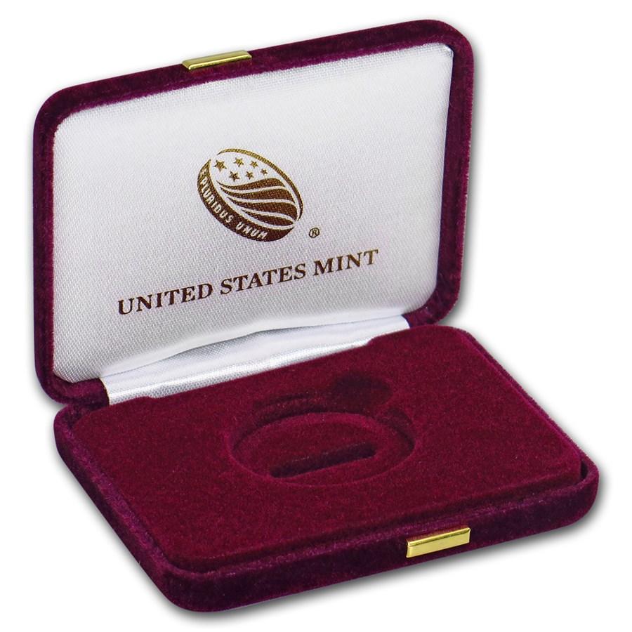 OGP Box & COA - U.S. Mint 2018 1/2 oz Gold Eagle Proof