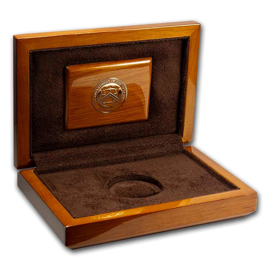 OGP Box&COA -2015 First Spouse Jacqueline Kennedy PF Gold (Empty)