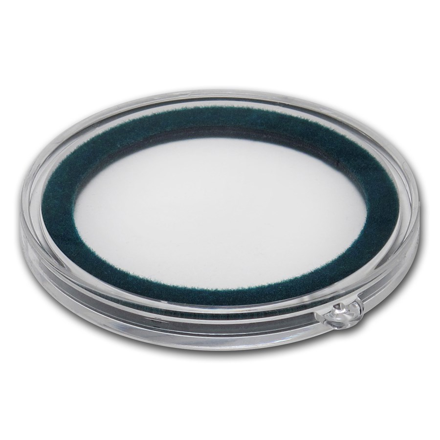 Ornament Capsule - 39mm (Green Ring)