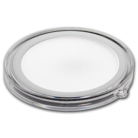 Ornament Capsule - 40 mm (White Ring)