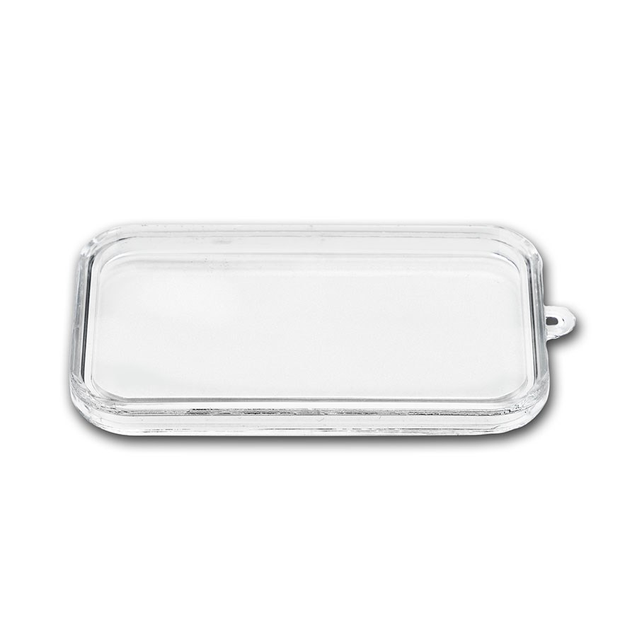 Ornament Capsule for 1 oz Silver Bars - Direct Fit