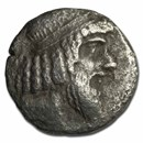 Parthian Empire Silver Tetradrachm (1st century BC) Fine