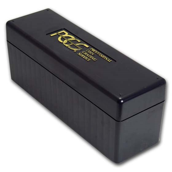 PCGS 20 Coin Slab Storage Boxes (New)