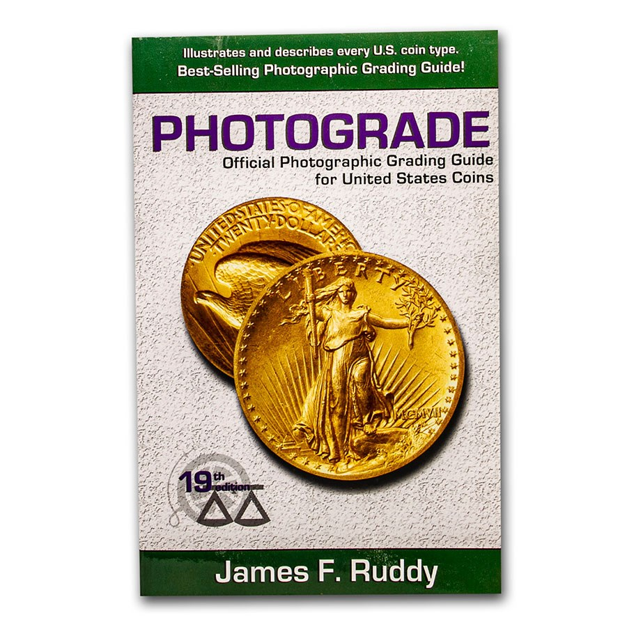Photograde: Official Photographic Grading Coin Guide for US Coins