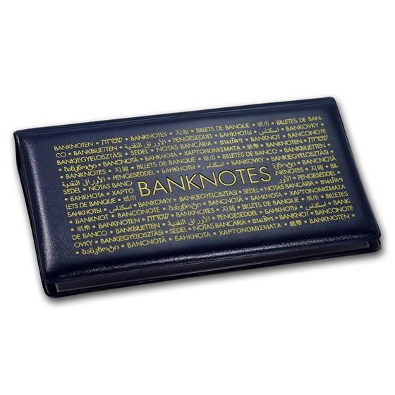 "Pocket Album - For Bank Notes 7-1/8"" x 3-1/4"""