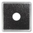 Quadrum Intercept Snaplock Holder w/Black Gasket - 14 mm