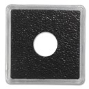 Quadrum Intercept Snaplock Holder w/Black Gasket - 16 mm