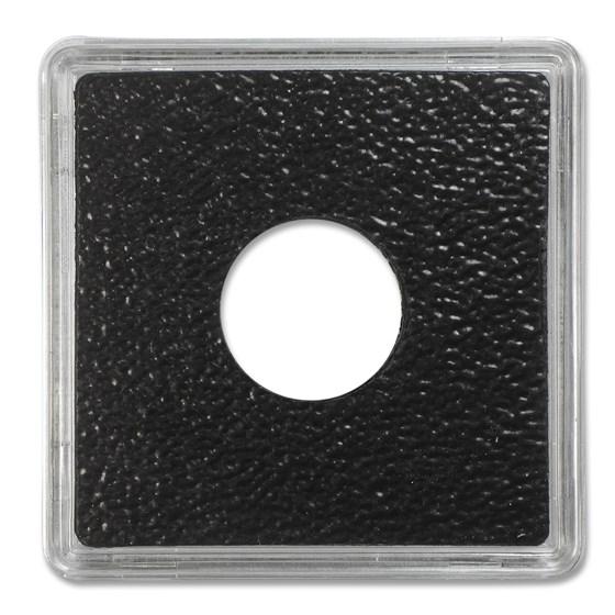 Quadrum Intercept Snaplock Holder w/Black Gasket - 17 mm