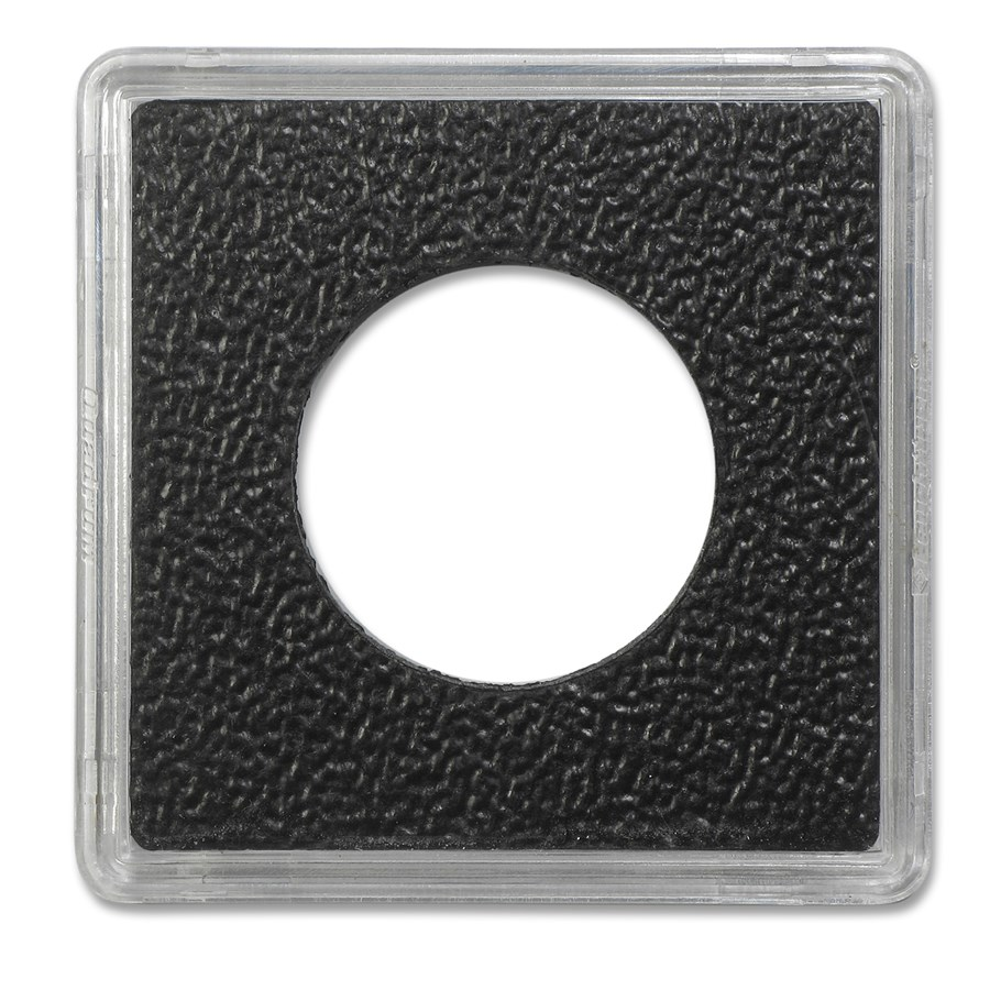 Quadrum Intercept Snaplock Holder w/Black Gasket - 25 mm