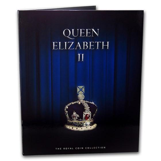 Queen Elizabeth II 21-Coin Collection BU
