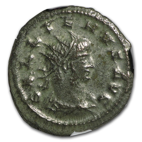 Roman Antoninianus Emperor Gallienus CH VF NGC (253-268 AD)