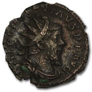 Roman Antoninianus Emperor Postumus (260-269 AD)